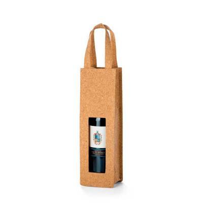 Amora Brindes - Sacola para 1 garrafa - BORBA