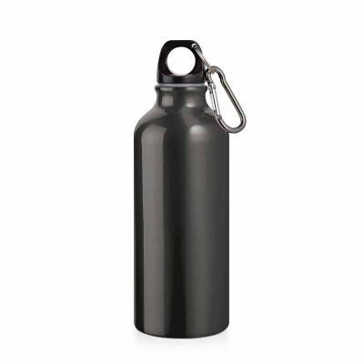 Amora Brindes - Squeeze 500ml em alumínio com mosquetão