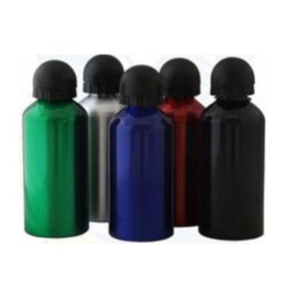 Amora Brindes - Squeeze de alumínio com capacidade de 500 ml, tampa de plástico, personalizado
