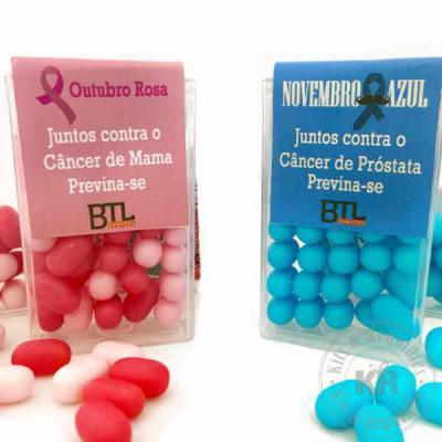 Kits & Requintes - Pastilhas Personalizadas: Tic Tac ou Mini Minty Docile com etiqueta (3,3cm L x 8,5cm A). Dimensões: 3,7 cm L x 6,3cm A x 1,4cm Prof x 14g. Consultar s...
