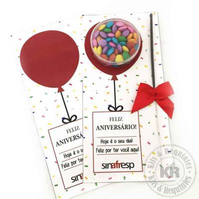 Kits & Requintes - Card Aniversário