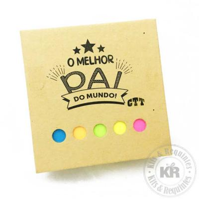 Kits & Requintes - BLOCO PORTA RECADOS