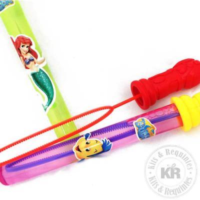 Kits & Requintes - Bastão personalizado para fazer bolhas de sabão gigantes. cores sortidas. Brinquedo Divertido e sucesso garantido no Dia das Crianças.