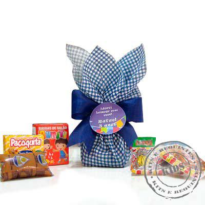 Kits & Requintes - Trouxinha com doces