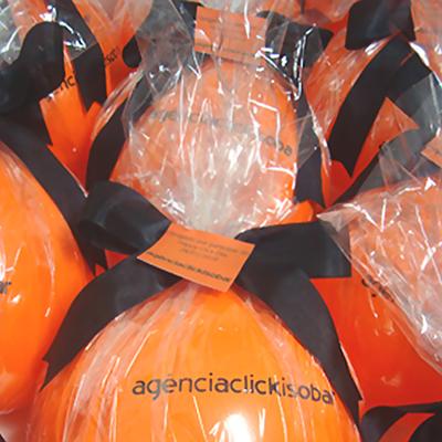 Kits & Requintes - Bolas em vinil personalizadas. Disponível em todas as cores.