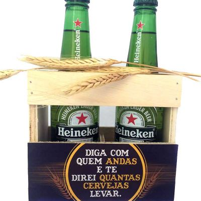 Kits & Requintes - kit open house com 2 lonk neck Heineken.