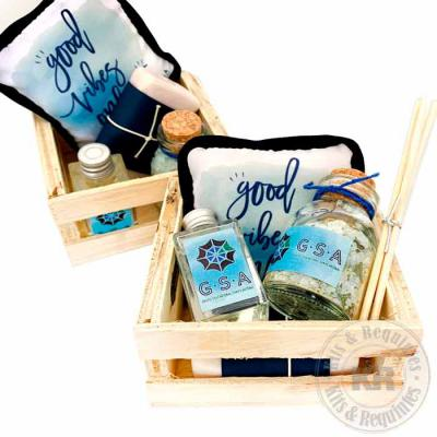 Kits & Requintes - Kit spa em caixote