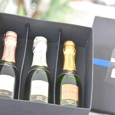 Kits & Requintes - Kit champanhe personalizado.