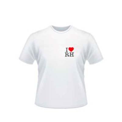 art-stillos - Camiseta algodão gola careca
