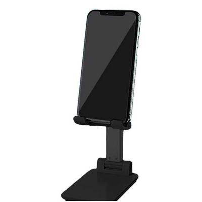 Art Stillos - Suporte De Mesa Para Celular Ou Tablet Antideslizante Branco E Preto