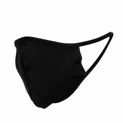 Ablaze Brindes - Máscara reutilizável em tecido suplex com 2 camadas. Altura :  17 cm Largura :  17 cm