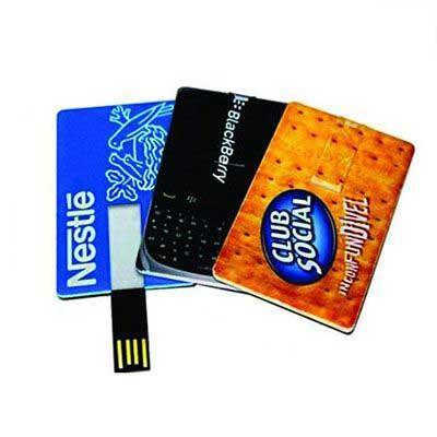 Ablaze Brindes - Pen card personalizado