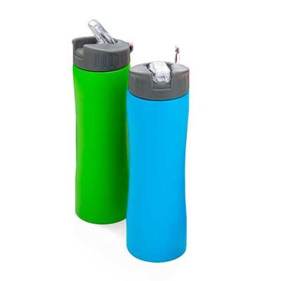 Ablaze Brindes - Squeeze metálico personalizado