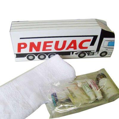Abrindes - Kit higiene caminhoneiro personalizado