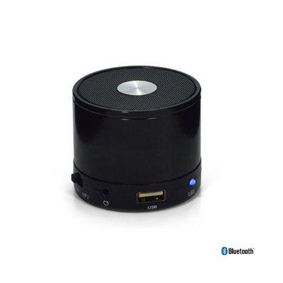 No Ato Brindes - Caixa de som Bluetooth personalizada.
