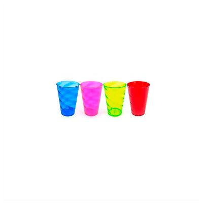 no-ato-brindes - Copo de acrílico colorido com capacidade de 700 ML.