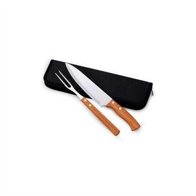 No Ato Brindes - Kit de churrasco personalizado.