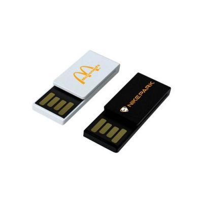 No Ato Brindes - Pen drive 4GB clipe Personalizado