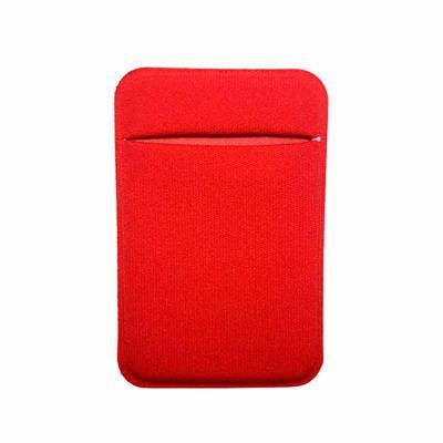 no-ato-brindes - Porta Cartão Personalizado em Lycra para celular
