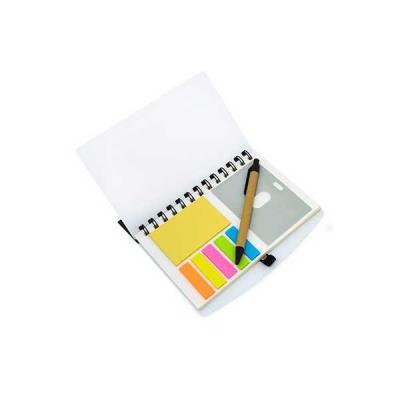 no-ato-brindes - Caderno de Anotações Personalizado - Brindes