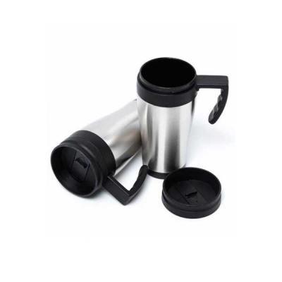 No Ato Brindes - Caneca Térmica de Alumínio Personalizada