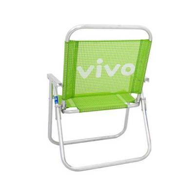 No Ato Brindes - Cadeira de Praia Personalizada