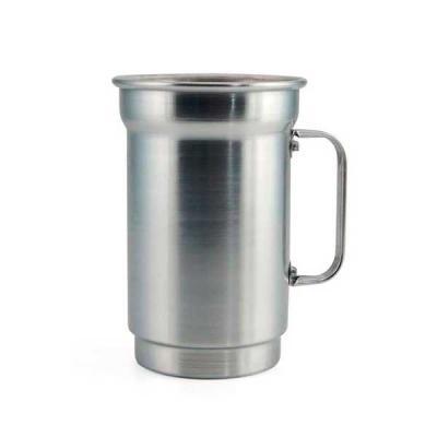 no-ato-brindes - Caneca de Alumínio Colorida para Brinde