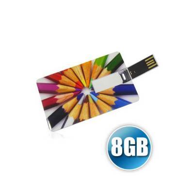 No Ato Brindes - Pencard 8GB Personalizado