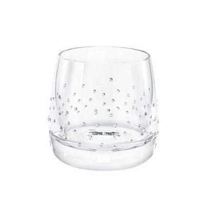 no-ato-brindes - Copo para Whisky com Cristais Swarovski