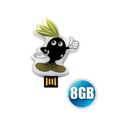 No Ato Brindes - Pen drive Estilizado 8GB