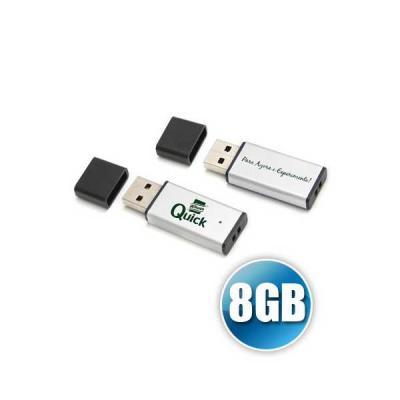 no-ato-brindes - Pen drive para Brinde 8GB