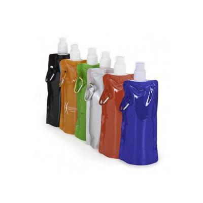 No Ato Brindes - Squeeze Plástico Dobrável