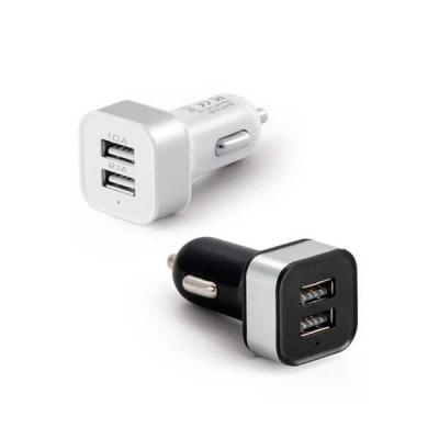 no-ato-brindes - Tomada USB para Carros Personalizada