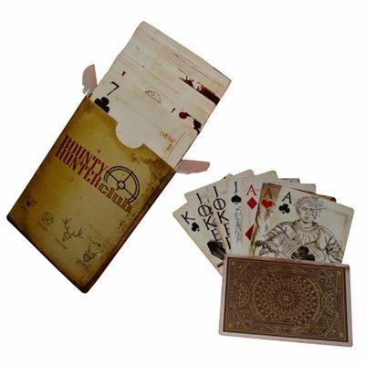 Mobile Promo - Baralhos personalizados produzidos em papel cartão Triplex 300 gramas.Processo de Impressão Serigrafia ou Off Set.