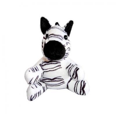 Agitalle Brindes Promocionais - Zebra de Pelúcia