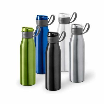 Agitalle Brindes Promocionais - Squeeze de Alumínio