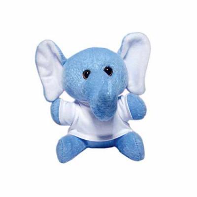 Agitalle Brindes Promocionais - Elefante de Pelúcia