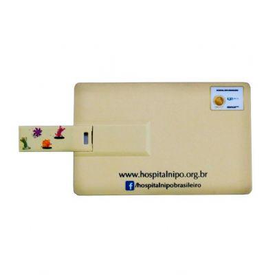 Direct Brindes Personalizados - Pen drive cartão digital