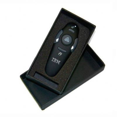 Direct Brindes Personalizados - Apresentador de slide com laser pointer