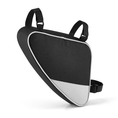 Direct Brindes Personalizados - Bolsa para bicicleta em nylon 600D