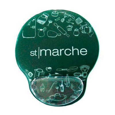 Direct Brindes Personalizados - Mouse Pad com apoio em gel
