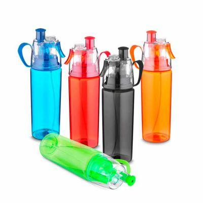 Direct Brindes Personalizados - Squeeze/Garrafa Plástica 570 ml com Spray Personalizada