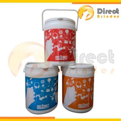 Direct Brindes Personalizados - Cooler personalizado estampada
