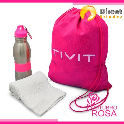 Direct Brindes Personalizados - Kit Fitness