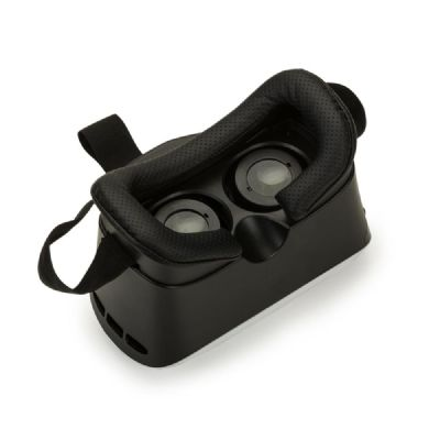 Direct Brindes Personalizados - Óculos de visão 360º personalizado para todos os tipos de celular. Material plástico resistente, possui: suporte acolchoado para um melhor conforto no...