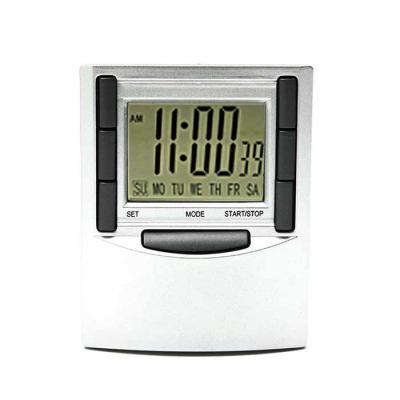 Direct Brindes Personalizados - Relógio Mesa Digital Plástico Personalizado
