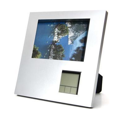 Direct Brindes Personalizados - Porta Retrato com Relógio Digital 1