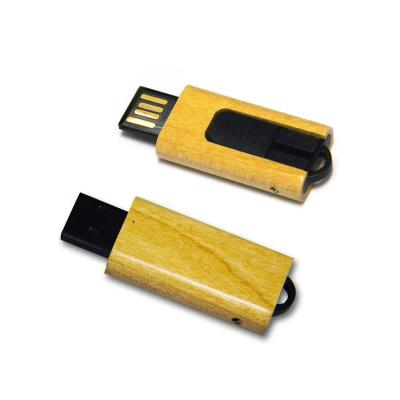 Direct Brindes Personalizados - Pen Drive Retrátil Eco 4GB 1