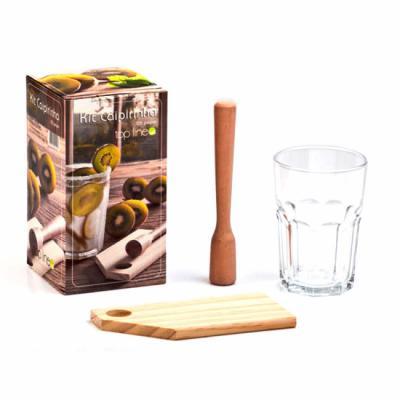 Direct Brindes Personalizados - Kit Gastronomia Caipirinha 3 pçs 006895 1
