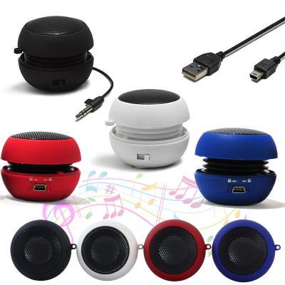 Direct Brindes Personalizados - Mini caixa de som portátil. Possui bateria interna com tempo de reprodução de até 6 horas, podendo ser carregado na porta USB do computador (cabo incl...